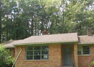 Casa en ejecución hipotecaria in Petersburg, VA, 23805,  HETH RD ID: F3687811