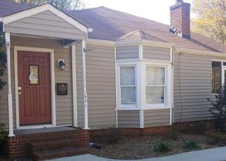 Foreclosed Home in E IREDELL AVE, Mooresville, NC - 28115