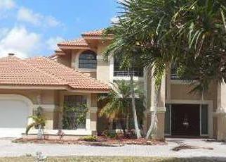 Casa en ejecución hipotecaria in Coral Springs, FL, 33071,  MERION LN ID: F3733472