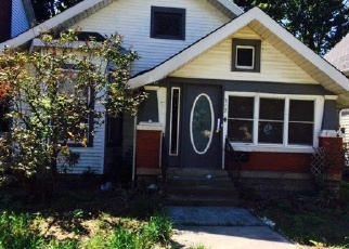 Foreclosed Home in W 5TH ST, Anderson, IN - 46016