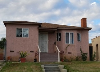 Foreclosure Home in Los Angeles, CA, 90047,  W 104TH ST ID: F3896445