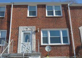 Casa en ejecución hipotecaria in Baltimore Condado, MD ID: F3966519