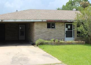 Foreclosed Home in W 217TH ST, Galliano, LA - 70354
