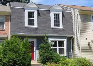 Casa en ejecución hipotecaria in Montgomery Condado, MD ID: F3992311