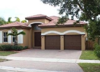 Foreclosed Home in NW 179TH LN, Hialeah, FL - 33018