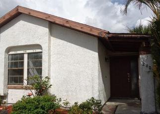 Casa en ejecución hipotecaria in Port Saint Lucie, FL, 34953,  SW STERRET CIR ID: F4019734
