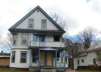 Foreclosed Home in UNION ST, Springfield, VT - 05156