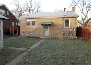 Casa en ejecución hipotecaria in Riverdale, IL, 60827,  S WABASH AVE ID: F4087845