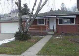 Casa en ejecución hipotecaria in Wayne Condado, MI ID: F4091231