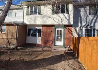 Casa en ejecución hipotecaria in Colorado Springs, CO, 80910,  CROWELLS MILL SQ ID: F4095245