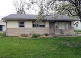 Foreclosure Home in Indianapolis, IN, 46222,  ARCADIA ST ID: F4098809