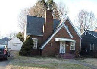 Casa en ejecución hipotecaria in Parkersburg, WV, 26104,  BEECH ST ID: F4103118