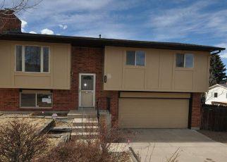 Casa en ejecución hipotecaria in El Paso Condado, CO ID: F4110658