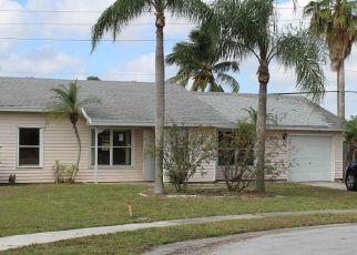 Foreclosed Home in BARNSTEAD CIR N, Lake Worth, FL - 33463