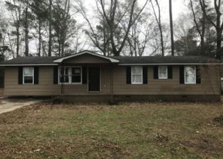 Foreclosed Home en CORK FERRY RD, Cordele, GA - 31015