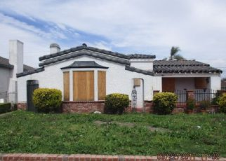 Casa en ejecución hipotecaria in Los Angeles, CA, 90044,  W 109TH PL ID: F4124475