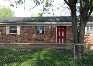 Foreclosure Home in Richmond, KY, 40475,  BONANZA RD ID: F4135699