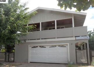 Casa en ejecución hipotecaria in Kahului, HI, 96732,  KUUHALE PL ID: F4162900