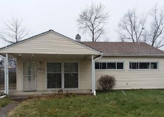 Foreclosed Home in KAREN DR, Indianapolis, IN - 46226