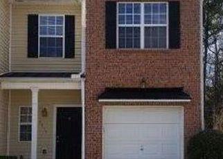 Foreclosure Home in Cumming, GA, 30040,  GREYHAWK LN ID: F4199802