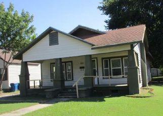 Casa en ejecución hipotecaria in Mcalester, OK, 74501,  E MIAMI AVE ID: F4205348