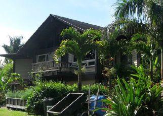Casa en ejecución hipotecaria in Haiku, HI, 96708,  AWALAU RD ID: F4206502