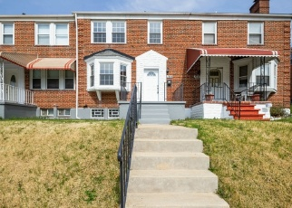 Foreclosed Home en FERNLEY RD, Baltimore, MD - 21218
