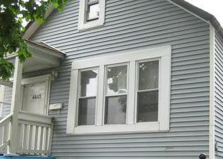 Foreclosure Home in Chicago, IL, 60609,  S WOLCOTT AVE ID: F4210685