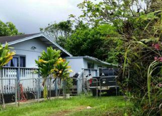 Casa en ejecución hipotecaria in Kapaa, HI, 96746,  KAWAIHAU RD ID: F4214339