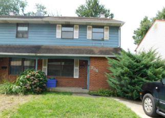 Casa en ejecución hipotecaria in Woodbury, NJ, 08096,  LEONA CT ID: F4215470