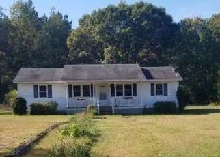 Casa en ejecución hipotecaria in Dinwiddie Condado, VA ID: F4220779
