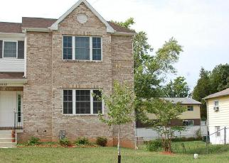 Casa en ejecución hipotecaria in Prince Georges Condado, MD ID: F4222493