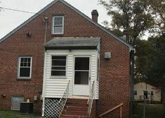 Casa en ejecución hipotecaria in Richmond, VA, 23231,  SALEM ST ID: F4228094