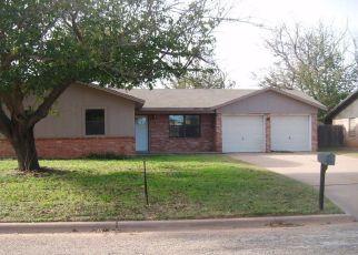 Casa en ejecución hipotecaria in Abilene, TX, 79606,  WYNDROCK DR ID: F4228204
