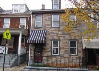 Casa en ejecución hipotecaria in Lancaster, PA, 17603,  W VINE ST ID: F4230378