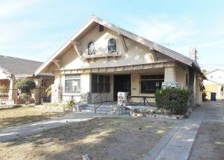 Casa en ejecución hipotecaria in Los Angeles, CA, 90037,  W 49TH ST ID: F4234946