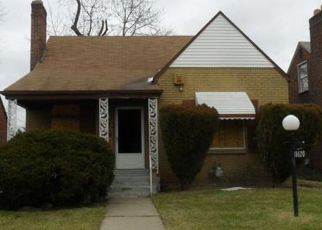 Casa en ejecución hipotecaria in Detroit, MI, 48235,  ROBSON ST ID: F4235693