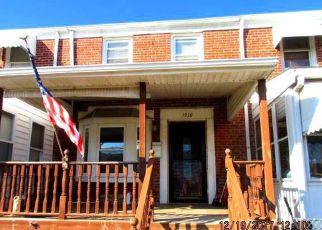 Casa en ejecución hipotecaria in Dundalk, MD, 21222,  EWALD AVE ID: F4239479