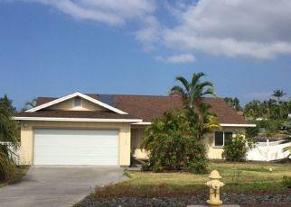 Casa en ejecución hipotecaria in Kailua Kona, HI, 96740, -1155 MAHEU CIR ID: F4239667