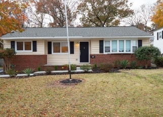 Foreclosed Home en MAYO RD, Glen Burnie, MD - 21061
