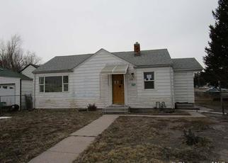 Foreclosure Home in Cheyenne, WY, 82007,  E 3RD ST ID: F4243104