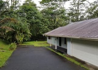 Foreclosed Home en LEHUA RD, Pahoa, HI - 96778