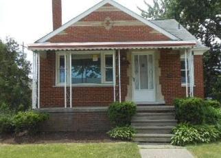 Foreclosure Home in Warren, MI, 48093,  RACINE RD ID: F4245360