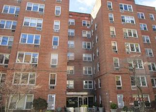 Foreclosed Home in PALISADE AVE, Bronx, NY - 10463