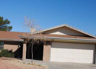 Casa en ejecución hipotecaria in Dona Ana Condado, NM ID: F4254643