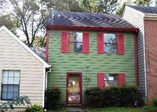 Casa en ejecución hipotecaria in Decatur, GA, 30032,  TRAVIS TRCE ID: F4256130
