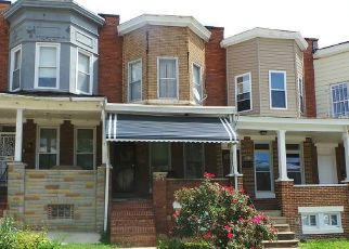 Foreclosed Home en N PULASKI ST, Baltimore, MD - 21217