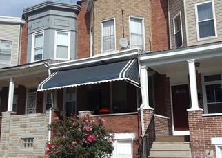 Foreclosed Home en N PULASKI ST, Baltimore, MD - 21217