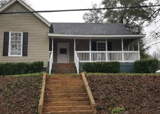 Foreclosed Home en GRIFFIN ST, Grantville, GA - 30220