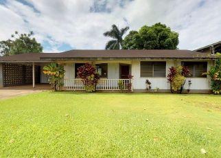 Casa en ejecución hipotecaria in Kilauea, HI, 96754,  KILAUEA RD ID: F4258033